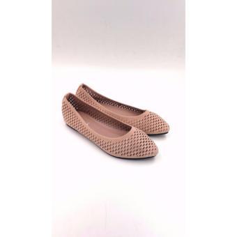 Mimosa V338-1051 Flats (Pink) - 2