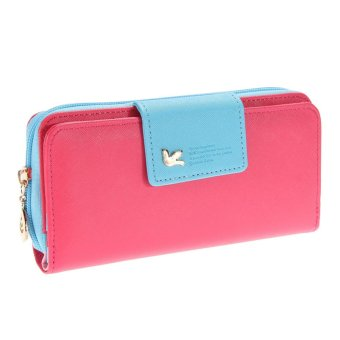 New Arrival High Quality Women Wallet Brand Women's Bag (Pink)