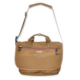original anello urban street messenger bag AT-B1682 - COYOTE - 3