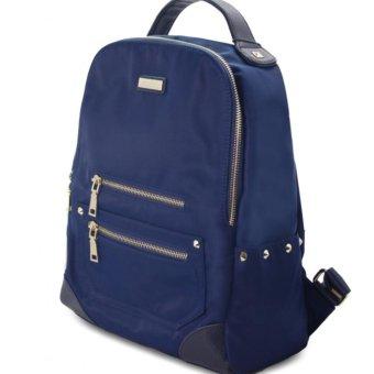 Santa Barbara Polo & Racquet Club Nylon Backpack - 2