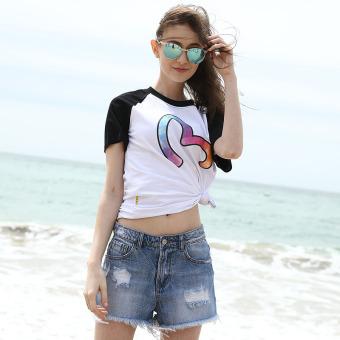 Taobao holes jean shorts, Popular holes jean shorts of Taobao ...