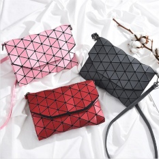 VENFLON Women Matte Designer Evening Bag Shoulder Bags Girls Bag Cover Flap  Handbag Geometric BaoBao Casual 8f64535b5f9f