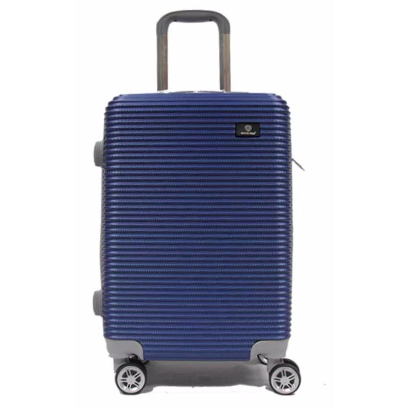 28 inch Large ABS Expandable Luggage with 8 Spinner Wheels and Number lock