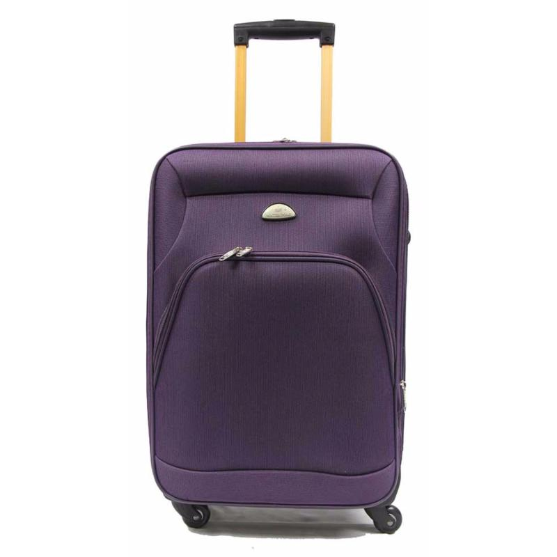 28 inch Large Softside Expandable Fabric Luggage with Spinner Wheels
