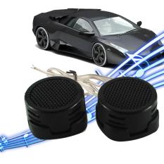 2pcs Universal Mini Car Speakers High Efficiency Mini Car Tweeter
