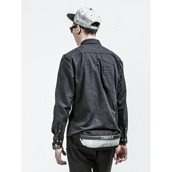 3m full reflective riding dead fly shoulder small bag