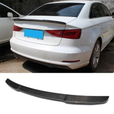 A3 S3 Carbon Fiber Rear Lip Spoiler For Audi 2013 A3 4 Door Limousine Intl Singapore