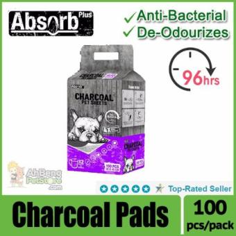 Harga Absorb Plus Charcoal Pee Pads (35*45cm)
