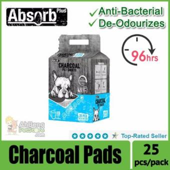 Harga Absorb Plus Charcoal Pee Pads (60*90cm)