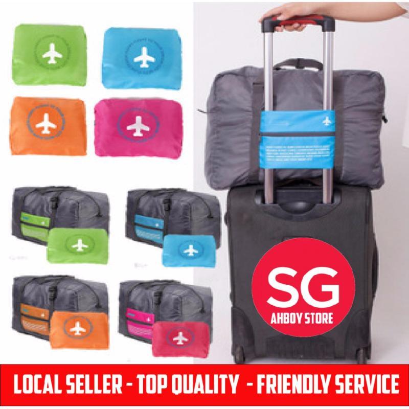 AIRPORT BAG - Travel Luggage Tote Bag Add On Bag Random Colour