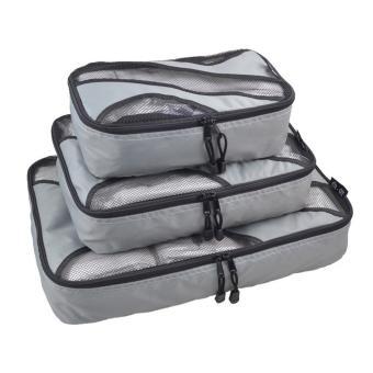 Ajusen Packing Cubes - 3pc Set Travel Large Packing Cubes - intl - 2