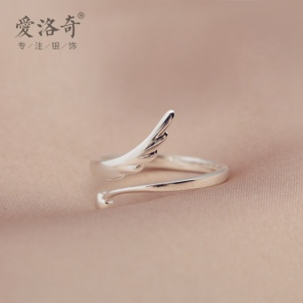 A'ROCH female 925 j394 can be adjustable opening ring