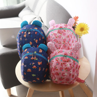 Baby male and female children shoulder anti-1-3-6-year-old small bag