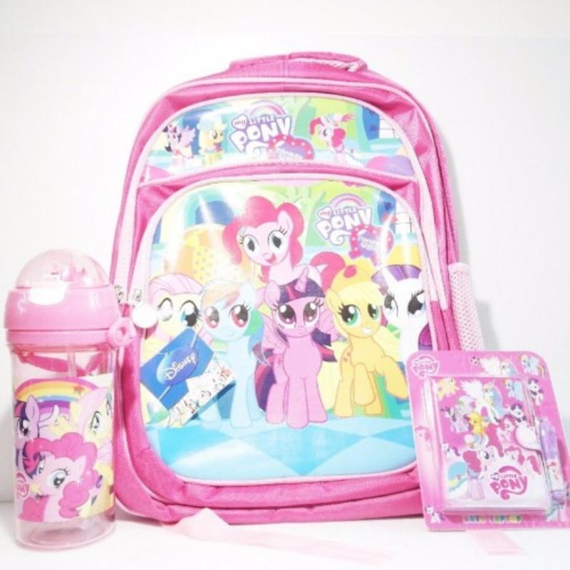 Bag and Bottle Large Little Pony Design