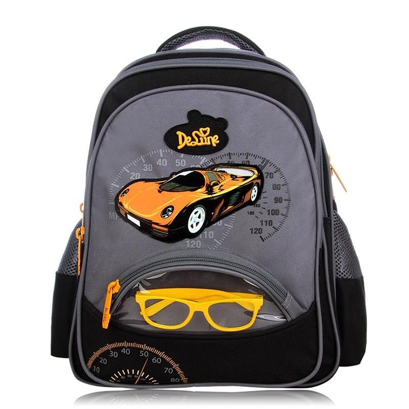 Delune School Bag, Super Light Guard Ridge, Backpack for Children - intl