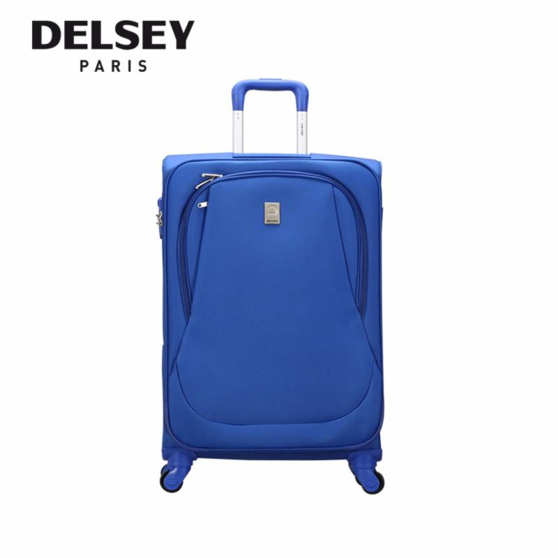 Eole 68cm 4 Wheel Trolley Soft Case (Light Blue) *New Arrival*