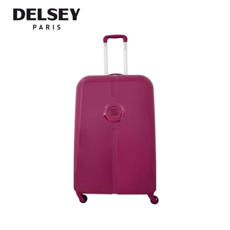Flaneur Customisation 77cm 4 Wheel Trolley Hard Case (Pink)