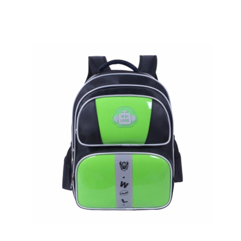 Good Value Ergonomic Bag / New Arrival Ergonomic School Bag /Backpack-Green-Large Size