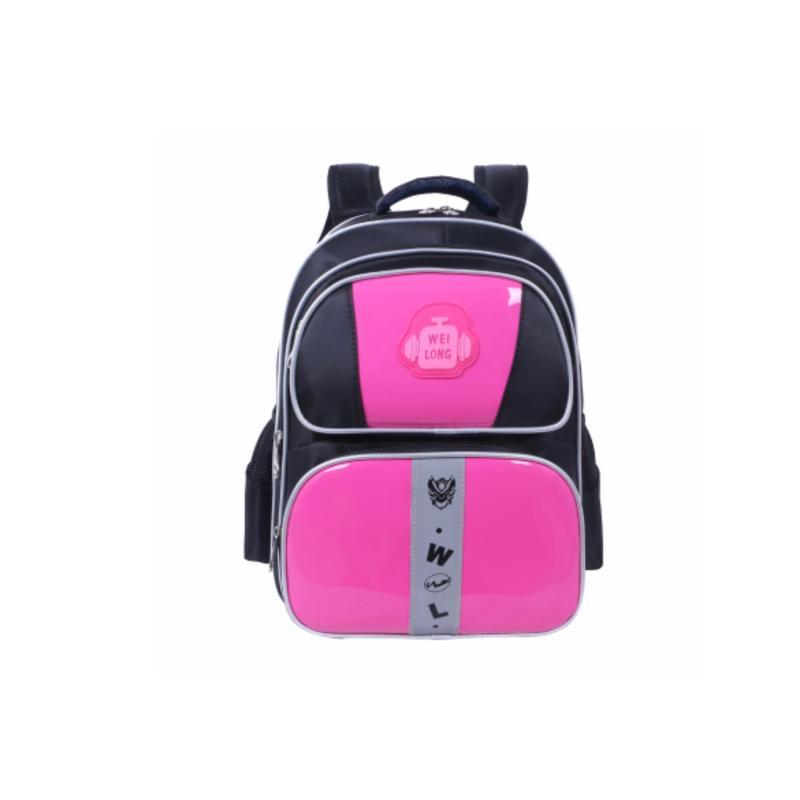 Good Value Ergonomic Bag / New arrival Ergonomic School Bag / Backpack-(Rose Pink-Large Size)