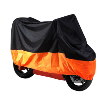 Harga niceEshop XXL All Season Waterproof Large Motorcycle Cover for Harley Davidson Honda Kawasaki Yamaha Suzuki