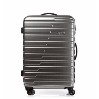 Harga American Tourister Handy Spinner 70 TSA (Matt Grey Checks)