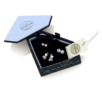 Harga Fate Earrings Set - Crystals from Swarovski®