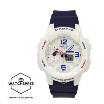Casio Baby-G BGA-230 Series Navy Blue Resin Band Watch BGA230SC-7B - 3