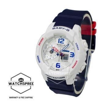 Casio Baby-G BGA-230 Series Navy Blue Resin Band Watch BGA230SC-7B - 2