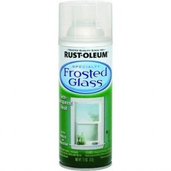 Harga Rust-Oleum Frosted Glass Spray 11oz
