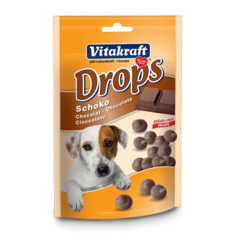 Harga Vitakraft Drops Chocolate Flavour 75g