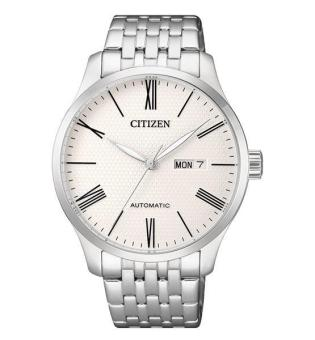 Harga Citizen NH8350-59A Men Automatic Stainless Steel Analog Watch