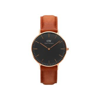 Daniel Wellington Classic Black Durham 36mm RG