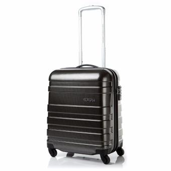 Harga American Tourister HS MV+ Spinner 50/18 (Matte Black/Checks)