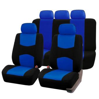 Harga OH Front Rear Universal Car Seat Covers Auto Car Seat Covers Vehicles Accessories - intl