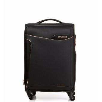 Harga American Tourister Applite 2 Spinner 68/25 TSA (Black/Gold)
