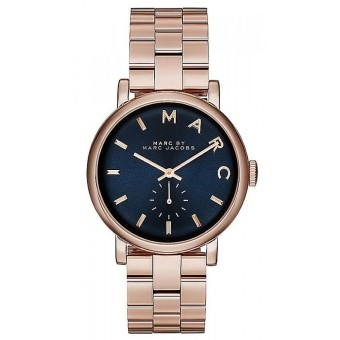 Harga Marc By Marc Jacobs MBM3330 Ladies Baker Watch - intl
