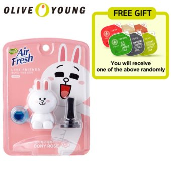 Harga Home 'Z Air fresh LINE FRIENDS for Auto (Cony) - intl