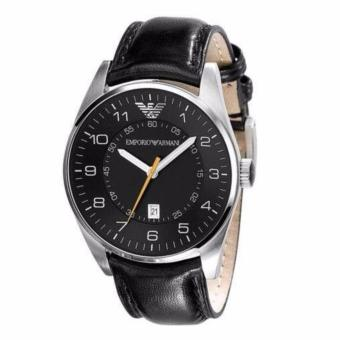 Harga Emporio Armani Men's Classic Leather Watch AR5861