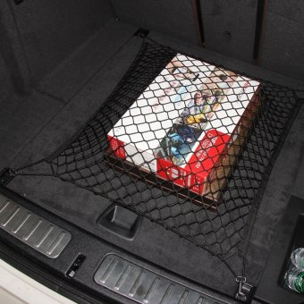 Car Trunk Cargo Organizer Storage Net For fit Lexus ES GS GX IS LS LX RX Series - 2