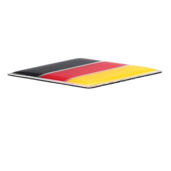 Universal German Flag Glue Emblem Decal Stickers Graphic Deutschland Germany - 2