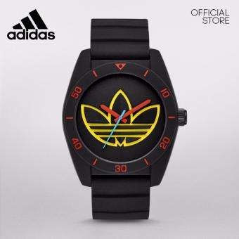 Harga ADIDAS ORIGINALS SANTIAGO BLACK SILICONE WATCH