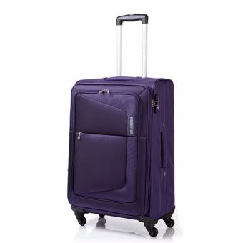 Harga American Tourister Costa Spinner 66/24 Exp TSA (Purple)
