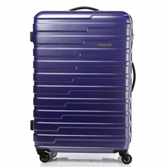 Harga American Tourister Handy Spinner 78 TSA (Matt Blue Checks)