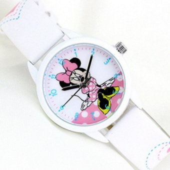 Harga 2Cool Mickey Kids Watch for Girls Lovely Princess Watch - intl
