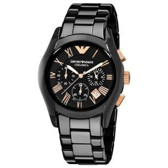 Harga Emporio Armani AR1410 Men's Ceramica Watch