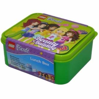 Harga Lego Friends Beauty and Building Lunch box