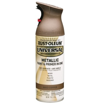 Harga Rust-Oleum Universal Spray 11oz (Aged Copper)