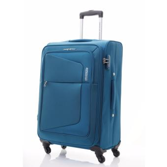Harga American Tourister Costa Spinner 66/24 Exp TSA (Teal Blue)