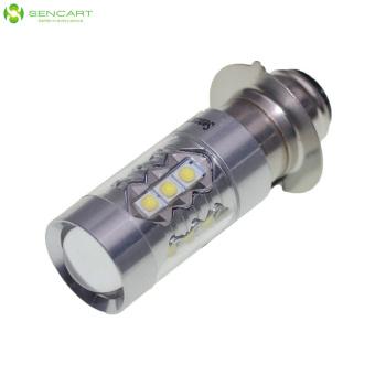 Sencart P15D-25-1 PX15D T19 80W LED 4500LM 6500K for Car Turn Signal Light Daytime Running Light Fog Light - intl - 2