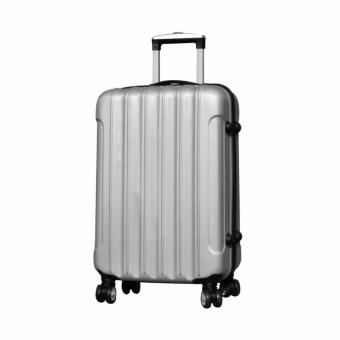 Harga 20-Inch Silver Luggage - Ultra-light, Water-proof, Scratch-proof